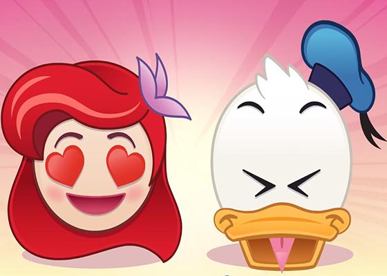 VIDEO: Ons leven is compleet; Disney lanceert meer dan 400 emoji's