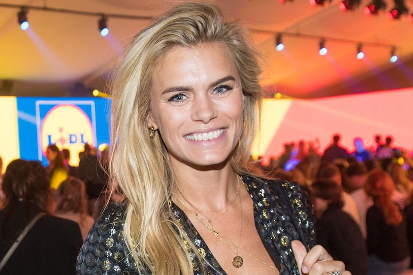 Wat een lieverd: 'gezinsuitbreiding' voor Nicolette van Dam