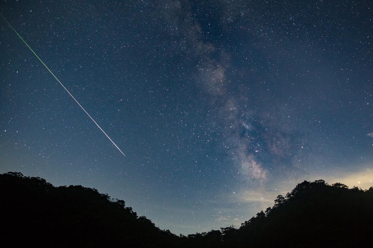 Bijzonder: vannacht zijn er een heleboel vallende sterren te zien
