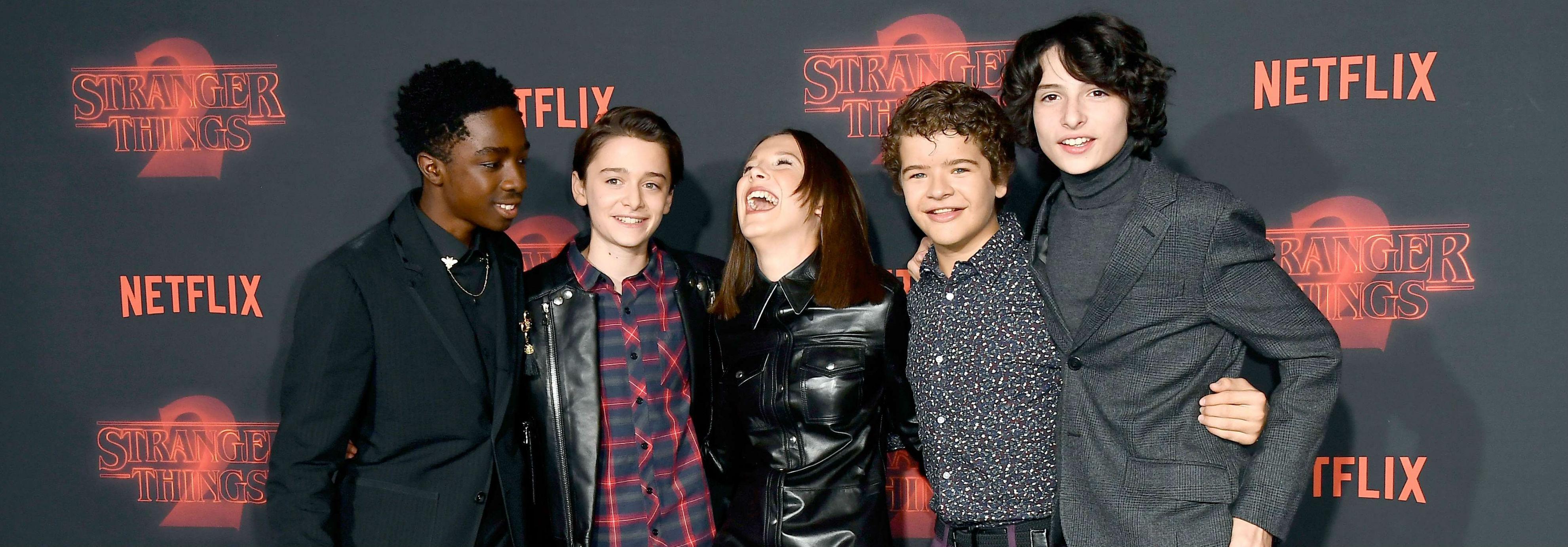 ZIEN: 'Stranger Things'-acteurs bekijken hun allereerste audities