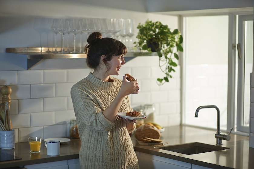 Hap slik zeg: 'Omdat ik alleen woon, heb ik weinig motivatie om elke dag uitgebreid te koken'