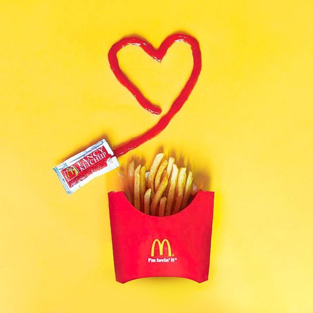 Nieuwe variant van Franse frietjes bij McDonalds