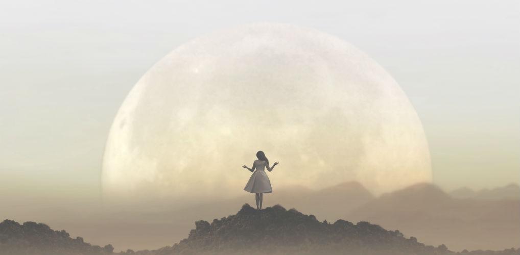 Volle of nieuwe maan: dit effect hebben de verschillende maanstanden op je