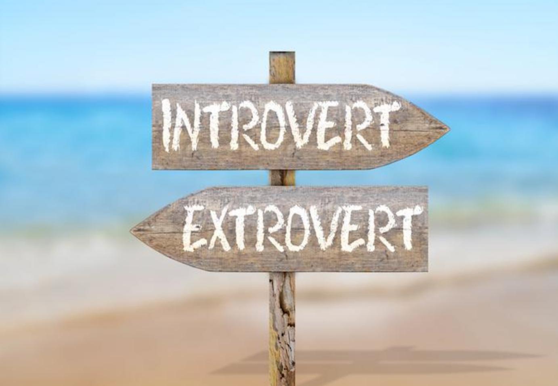 Beoordeel een introvert niet direct op wat je ziet!