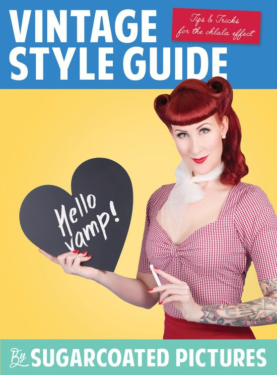 Win! De 'Vintage Styleguide' van styliste Vivian Kramer gezegd Freher
