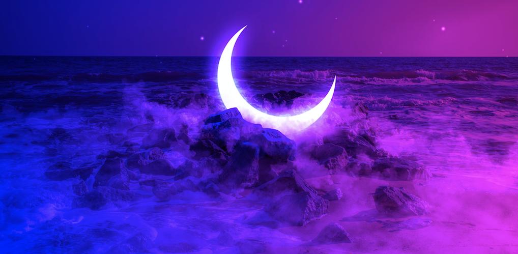 Naast je sterrenbeeld heb je ook een eigen maanteken: dít betekent die van jou