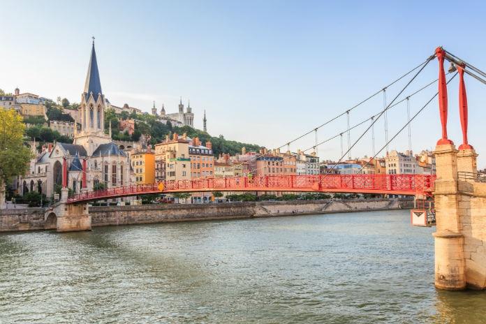 Prachtige plek: Lyon is meer dan een doorreisstad