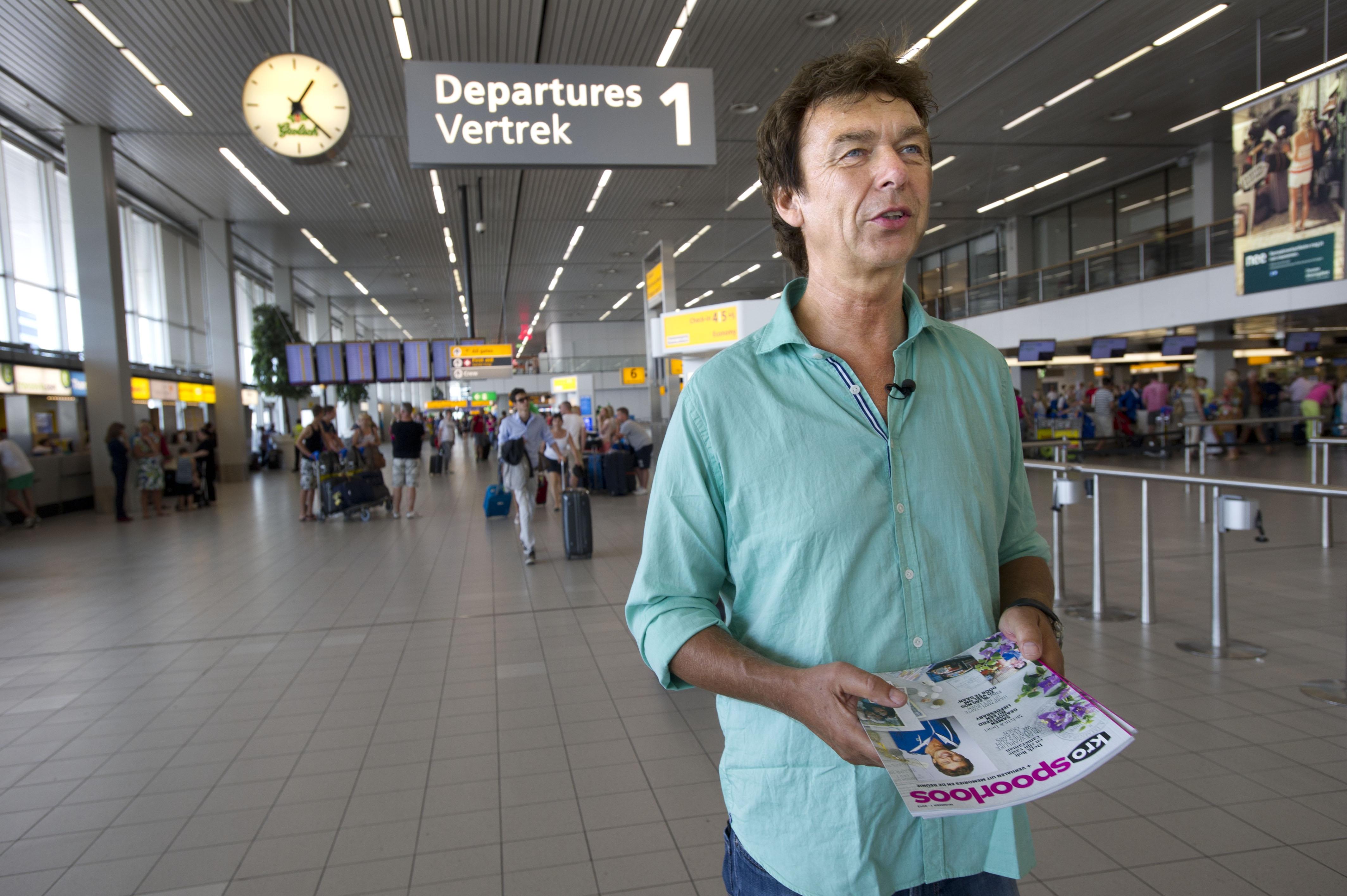 Spoorloos-presentator Derk Bolt ontvoerd in Colombia