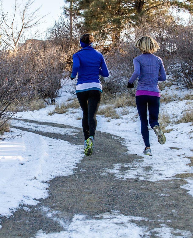 Koud buiten? Ga lekker hardlopen!