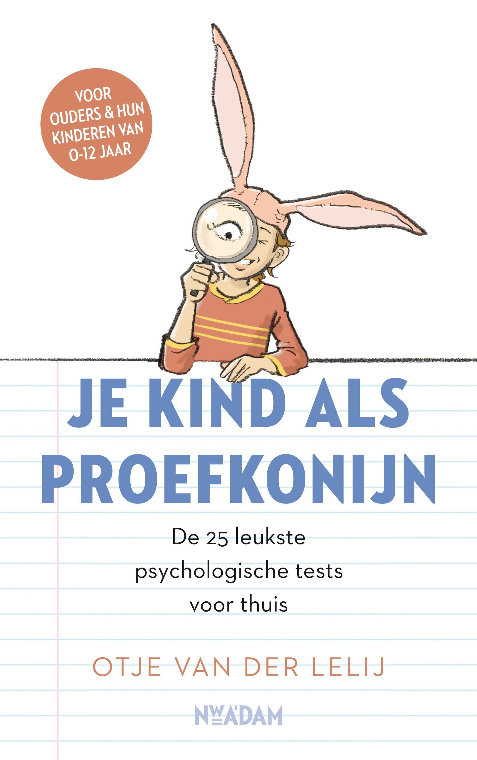 Win! Boek: 'Je kind als proefkonijn'