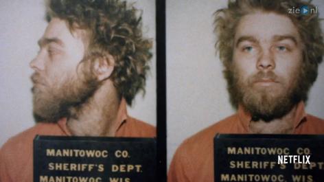 Screenshot uit de trailer van de Netflix documentaire 'Making a Murderer'