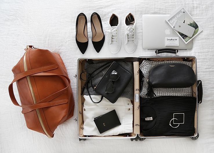 Reisfanaten opgelet: déze dingen mag je niet meenemen in je koffer!