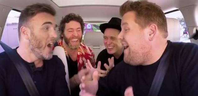 VIDEO: jeugdsentiment in de nieuwste 'Carpool Karaoke'