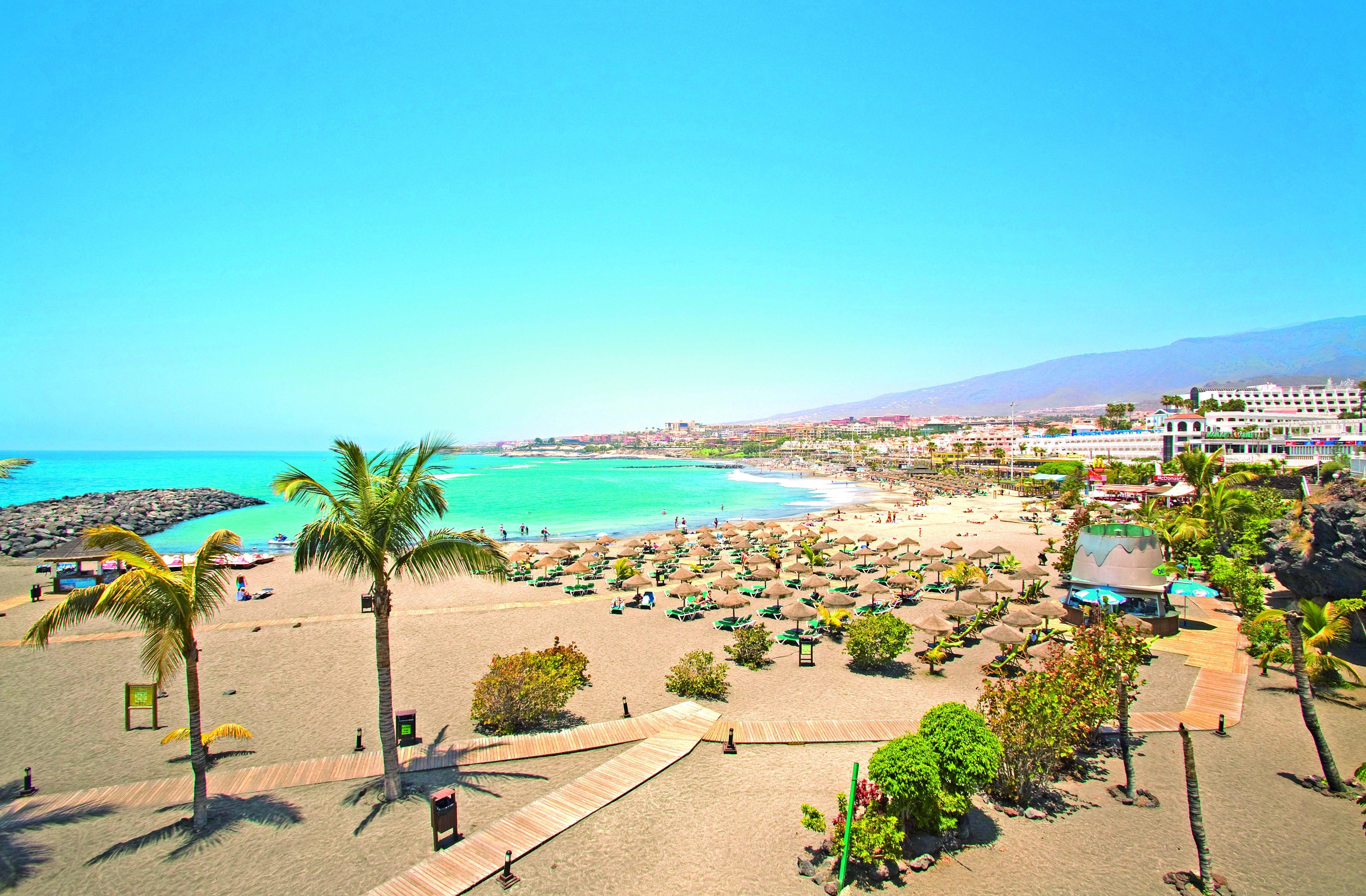 Supervoordelig naar de zon op Tenerife!