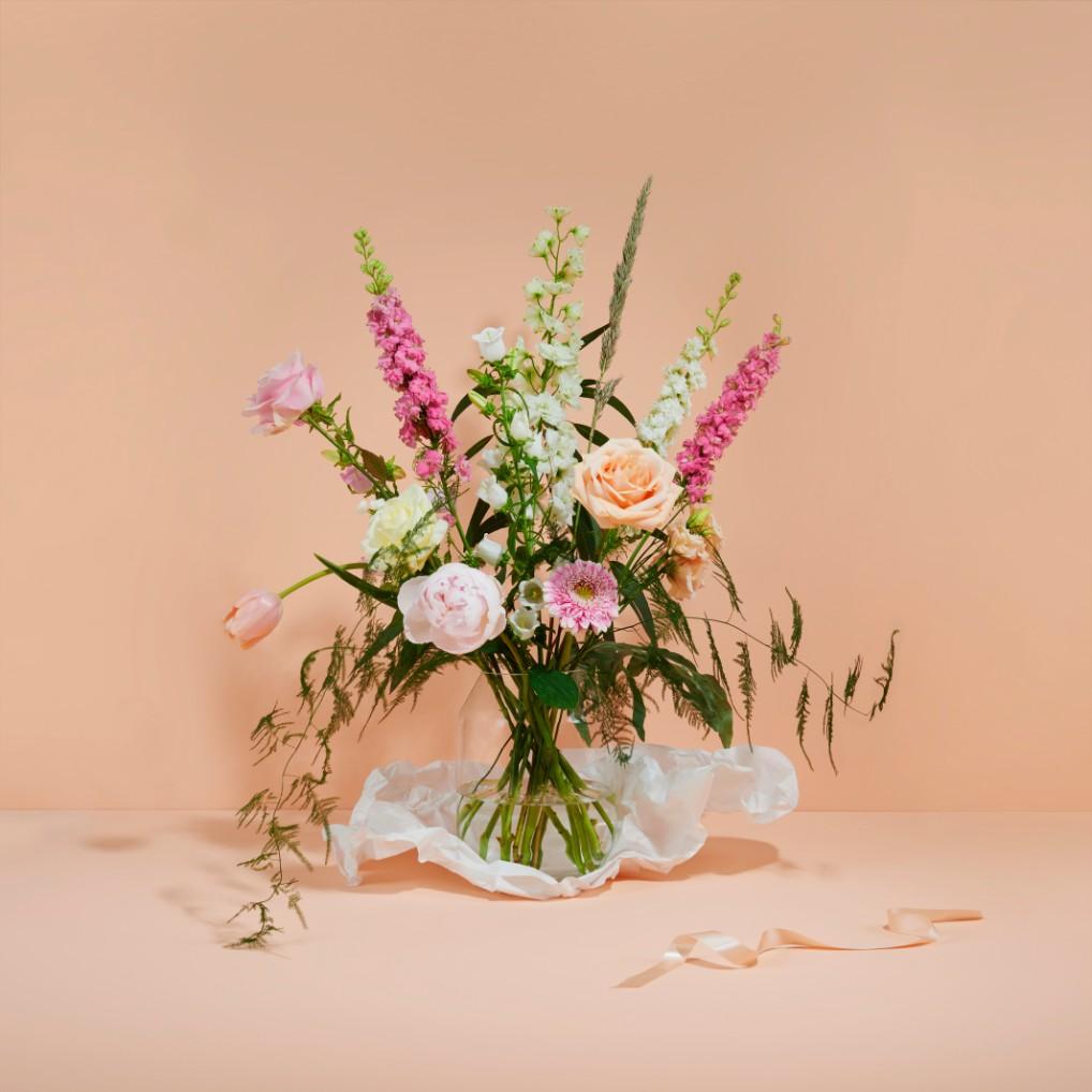 Moederdag cadeau bloemen