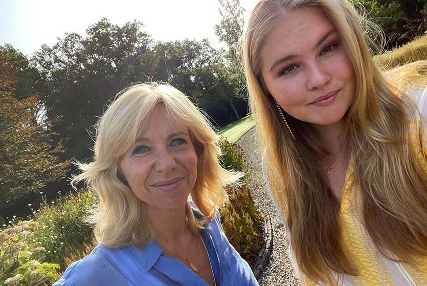 Claudia de Breij schrijft boek over Prinses Amalia ter ere van 18e verjaardag