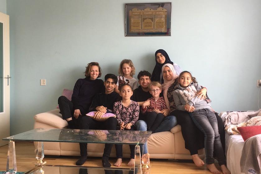 Marjolein is vrijwilliger bij de VoorleesExpress: 'Je bouwt écht een band op met het voorleesgezin'
