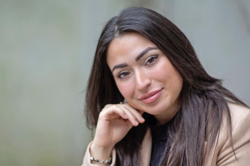 Lale Gül: 'Ik wil dat andere moslimas weten dat ze er niet alleen voor staan'
