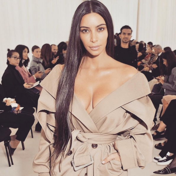Wow! Kim Kardashian na drie maanden stilte terug op Instagram