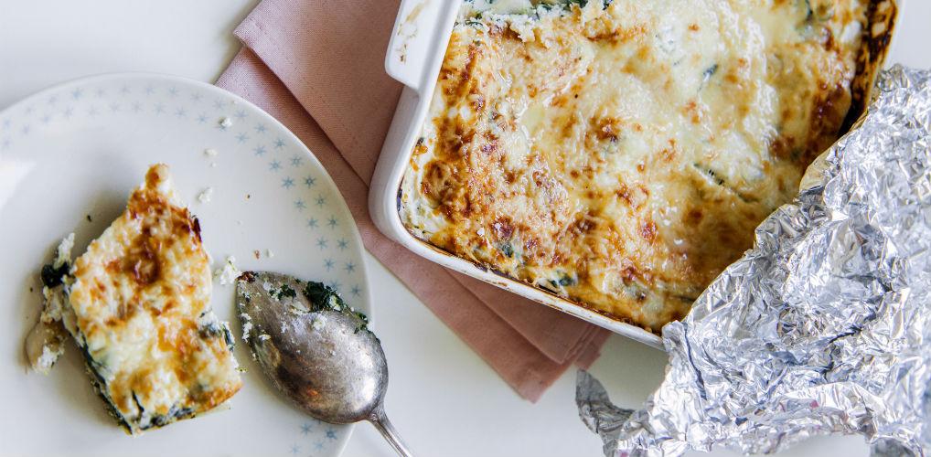 Recept van de week: Chicks love foods' lasagne
