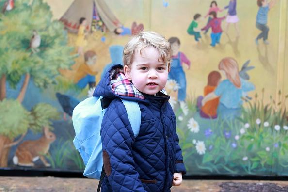 Prins George krijgt rol in nieuwe Winnie the Pooh
