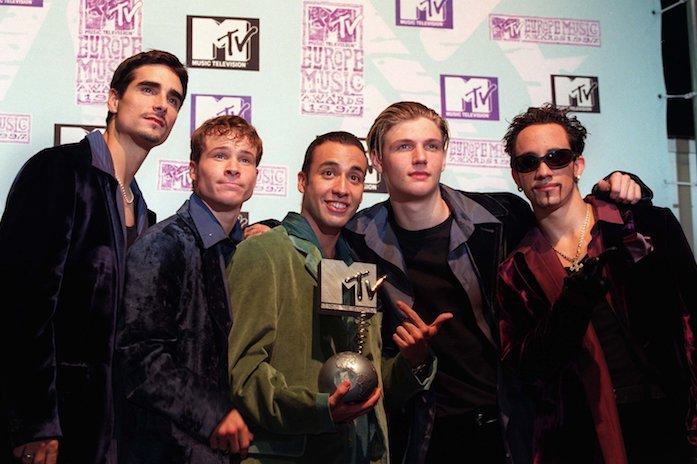 10 klassiekers van de Backstreet Boys op een rijtje