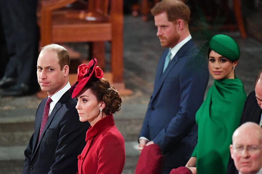 'Pestgedrag prins William jaagde Meghan het paleis uit'