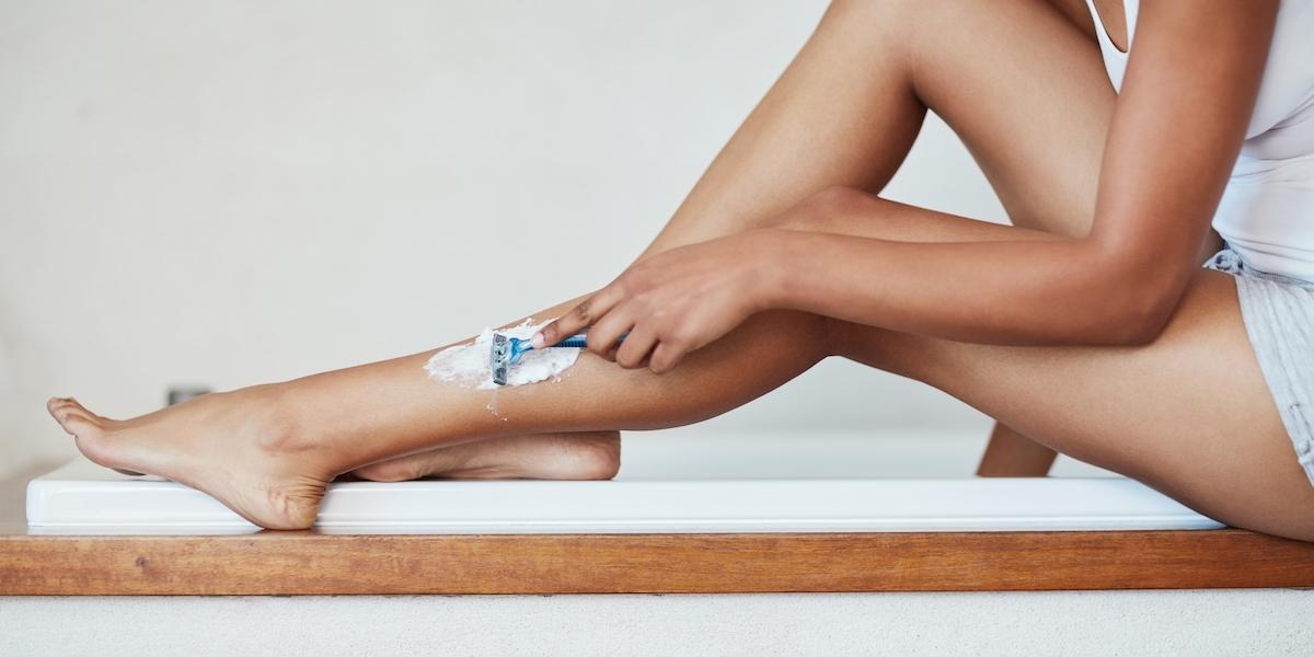 Deze fouten maken wij vaak tijdens het scheren van onze benen