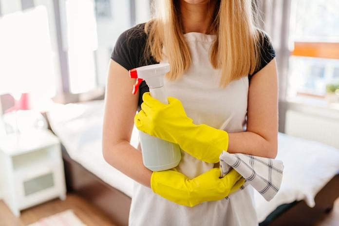 Dit huishoudelijke item bevat de meeste bacteriën
