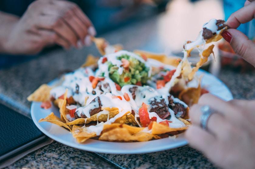 Yum! Bij deze nieuwe hotspot bestel je nacho's, nacho's en nóg meer nacho's