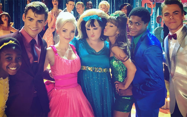 Door de trailer van 'Hairspray Live' met Ariana Grande begin je spontaan te dansen