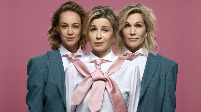 Aha: GTST's Anouk Maas gaat inderdaad het theater in (mét Victoria Koblenko en Tanja Jess)