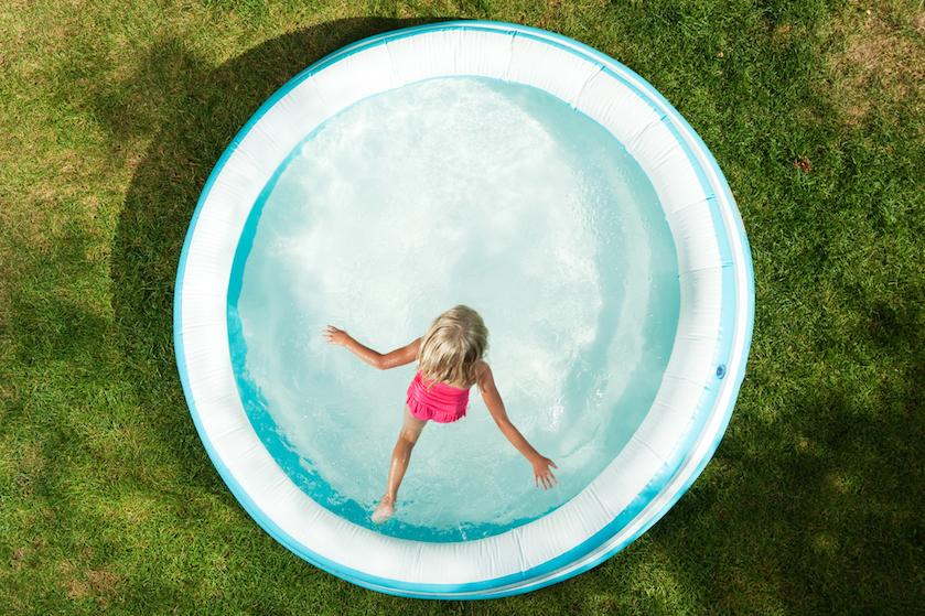 Klaar voor de zomer met een zwembad in de tuin? Waarom dat het slechtste is wat je kunt doen