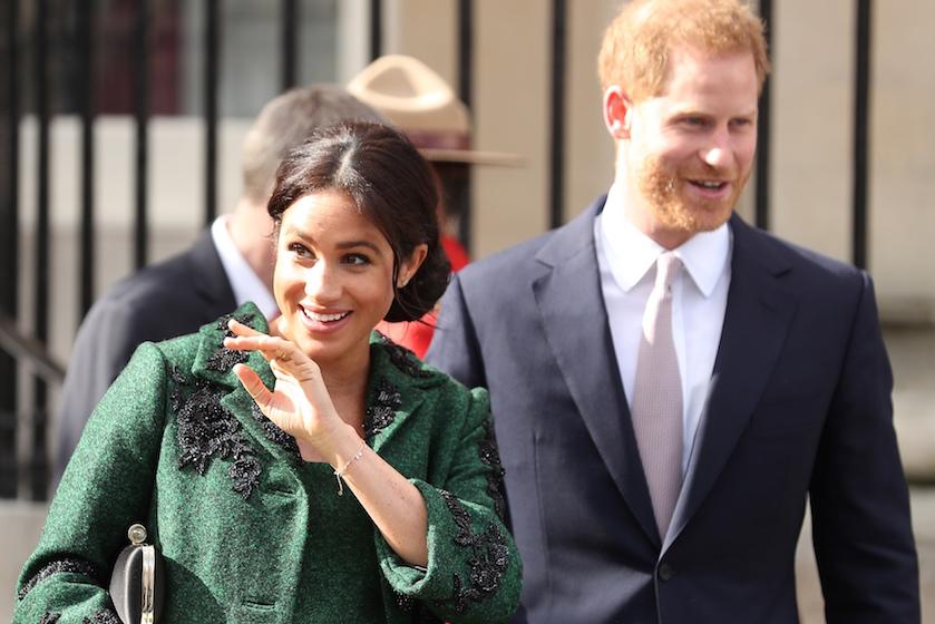 Prins Harry en Meghan Markle hebben (eíndelijk!) een eigen Instagram-account