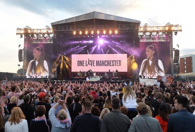 Benefietconcert Manchester One Love haalt bijna drie miljoen euro op