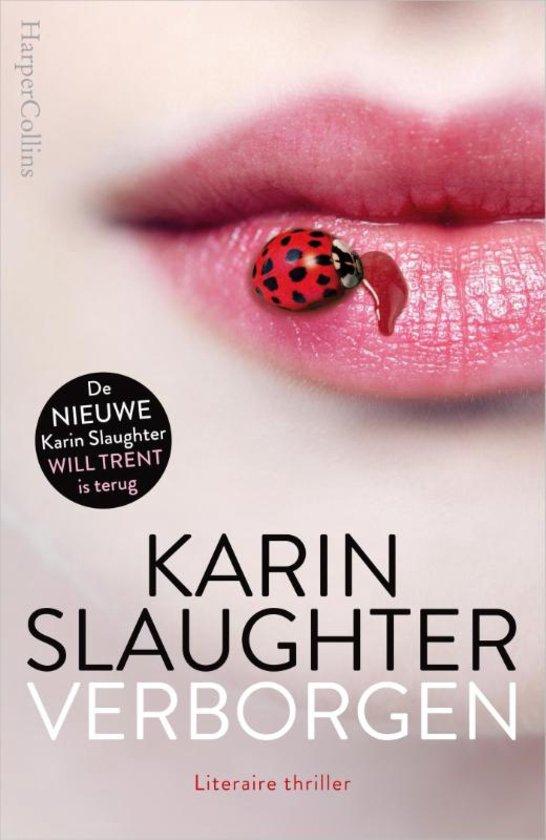 Win! De nieuwe thriller van Karin Slaughter!
