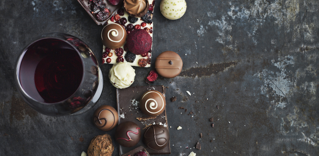 Het beste van twee werelden: chocoladewijn is dus een ding