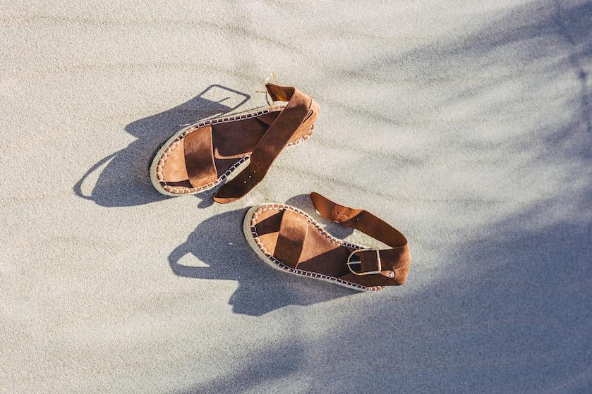 Budgetblog Jeltje: 'Stoere sandalen voor elk budget!'
