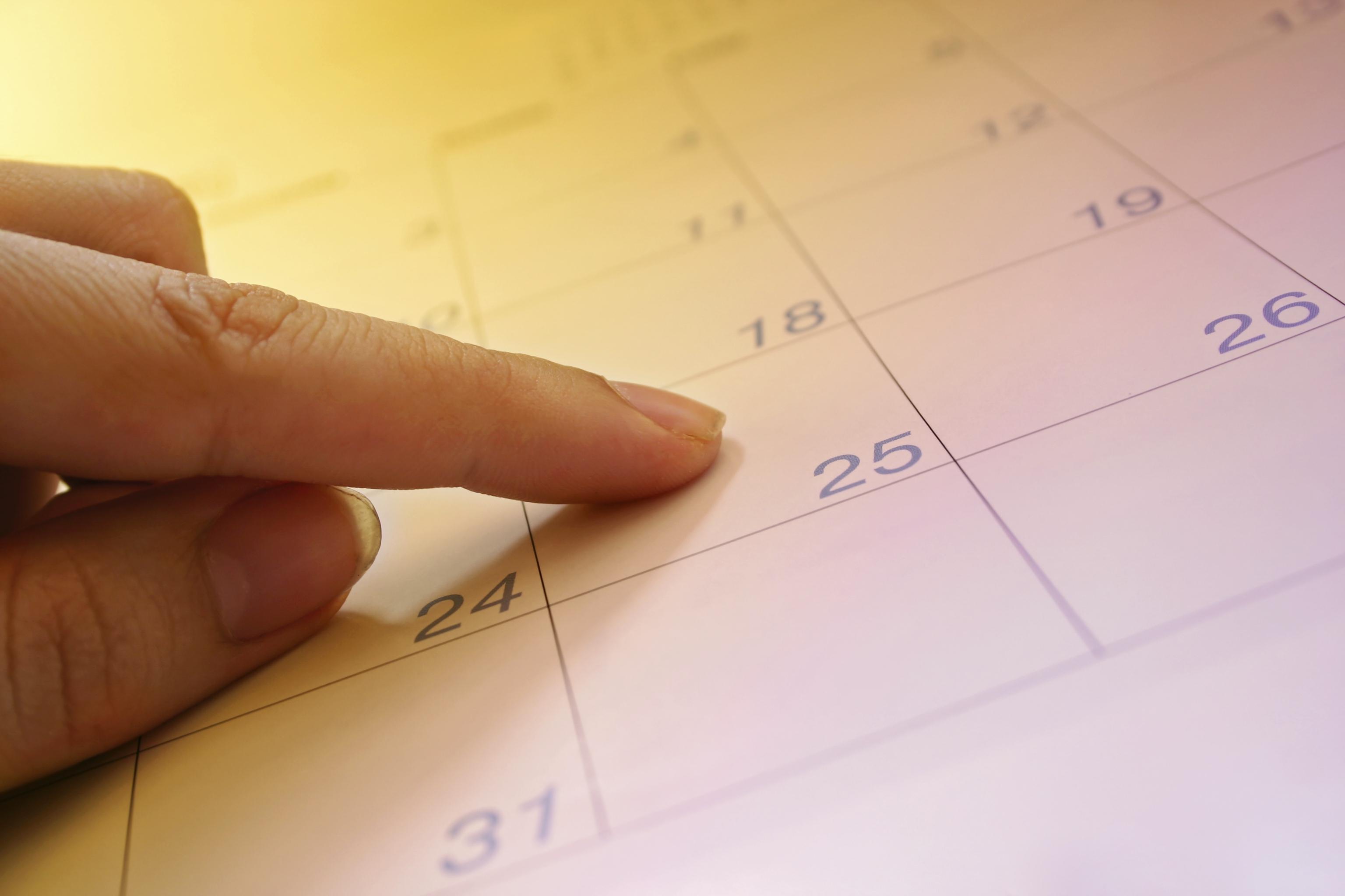 6 redenen voor jouw uitblijvende menstruatie