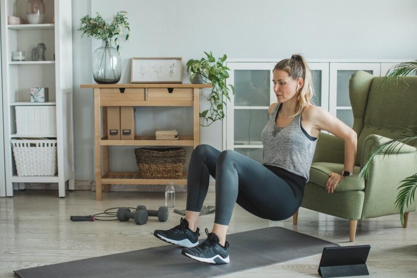 Just do it: déze vier oefeningen zorgen ervoor dat je borsten mooier uit komen