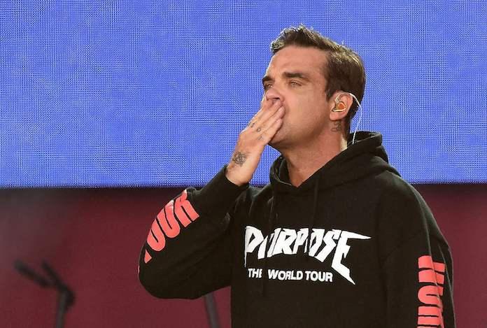 Robbie Williams brengt deze zomer een nieuw album uit