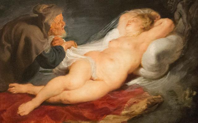 rubense-vrouw