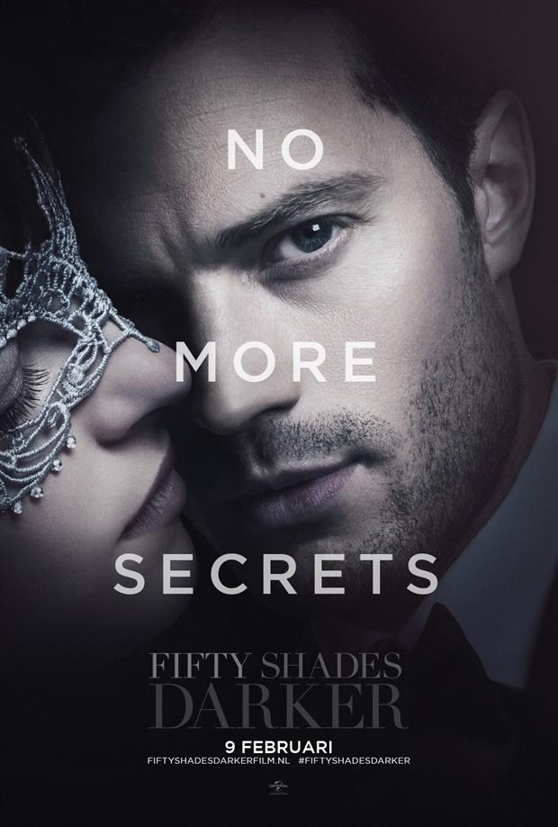 Win: filmkaartjes voor 'Fifty Shades Darker' & de filmeditie van het boek