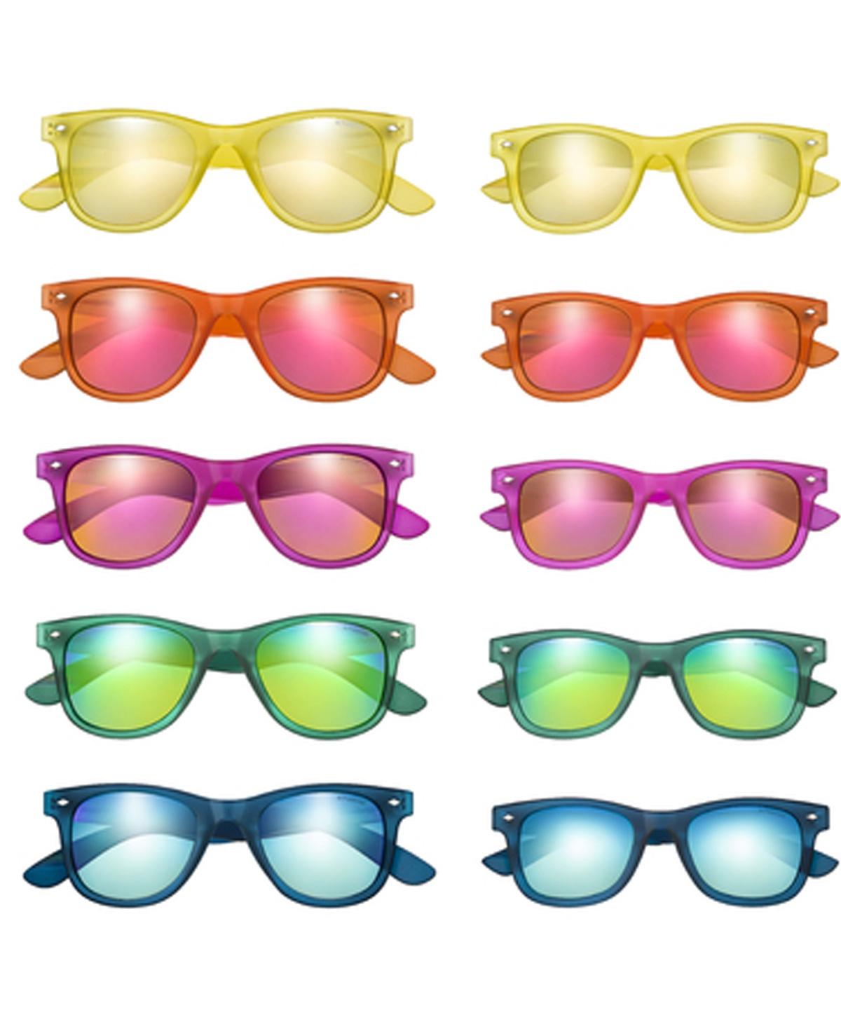 Win een Polaroid Sunglasses + kindermontuur