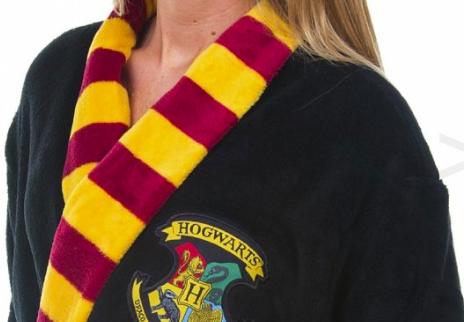 Deze Harry Potter-badjas is het enige wat je nog wil dragen deze herfst