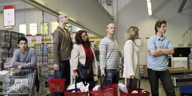 AHA: Met deze tips kies jij altijd de snelste rij in de supermarkt