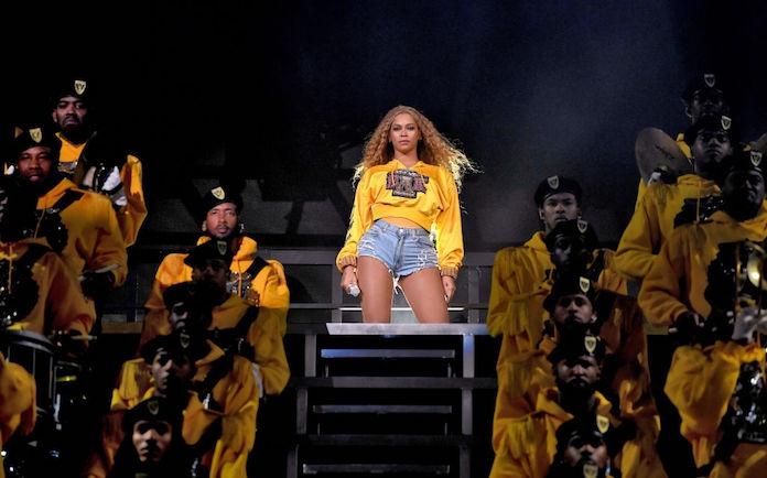 Destiny's Child maakt een comeback op het podium van Coachella