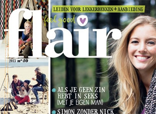 In het blad | Flair 40