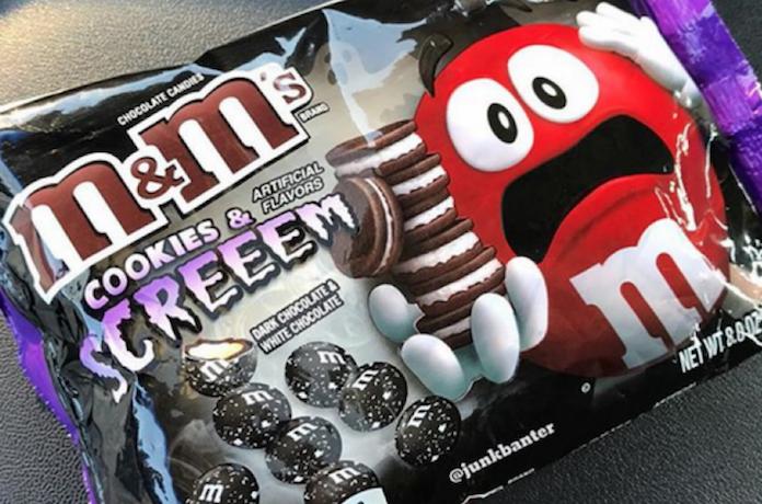 OMG: M&M's met Oreosmaak zijn nu te verkrijgen!
