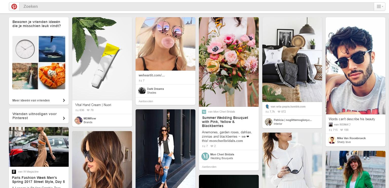 Wauw, Pinterest herkent binnenkort artikelen op jouw foto's en maakt ze shoppable